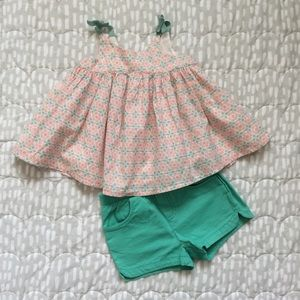 LIKE-NEW | GAP | Baby girl outfit | 24m